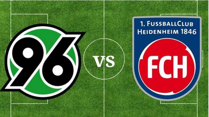 Soi kèo bóng đá Hannover 96 vs FC Heidenheim – 18h30 - 07/06/2020 – Giải Hạng 2 Đức