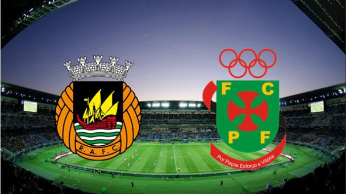 Tip bóng đá trận Rio Ave vs Pacos Ferreira – 03h00 - 08/06/2020 – Giải VĐQG Bồ Đào Nha
