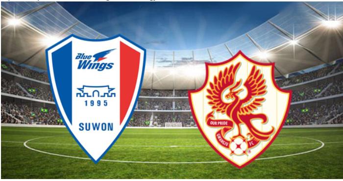 Tip bóng đá trận Suwon Bluewings vs Gwangju FC – 17h00 - 07/06/2020 – Giải VĐQG Hàn Quốc