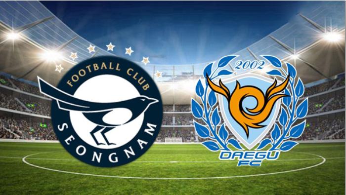 Tip bóng đá trận Seongnam FC vs Daegu FC – 17h00 - 07/06/2020 – Giải VĐQG Hàn Quốc