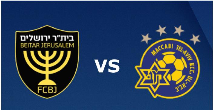 Soi kèo bóng đá Beitar Jerusalem vs Maccabi Tel Aviv – 00h45 - 09/06/2020 – Giải VĐQG Israel